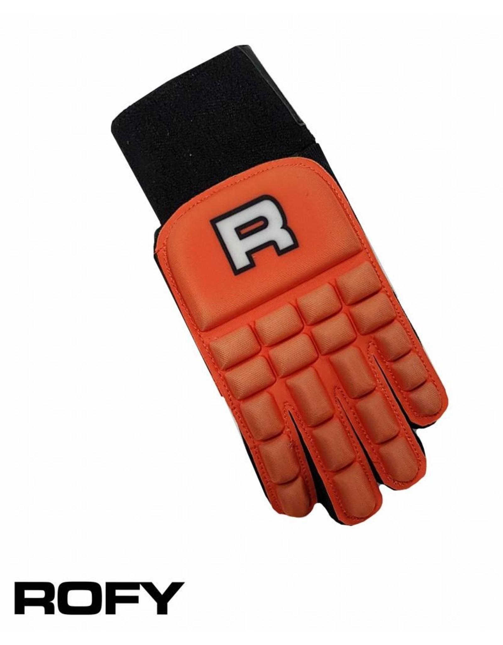 ROFY Full Finger Zaalhandschoen Classic Orange