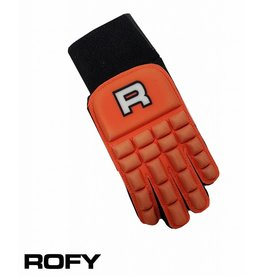 ROFY Full Finger Zaalhandschoen Classic Orange