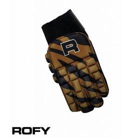 ROFY Full Finger Zaalhandschoen Leopard
