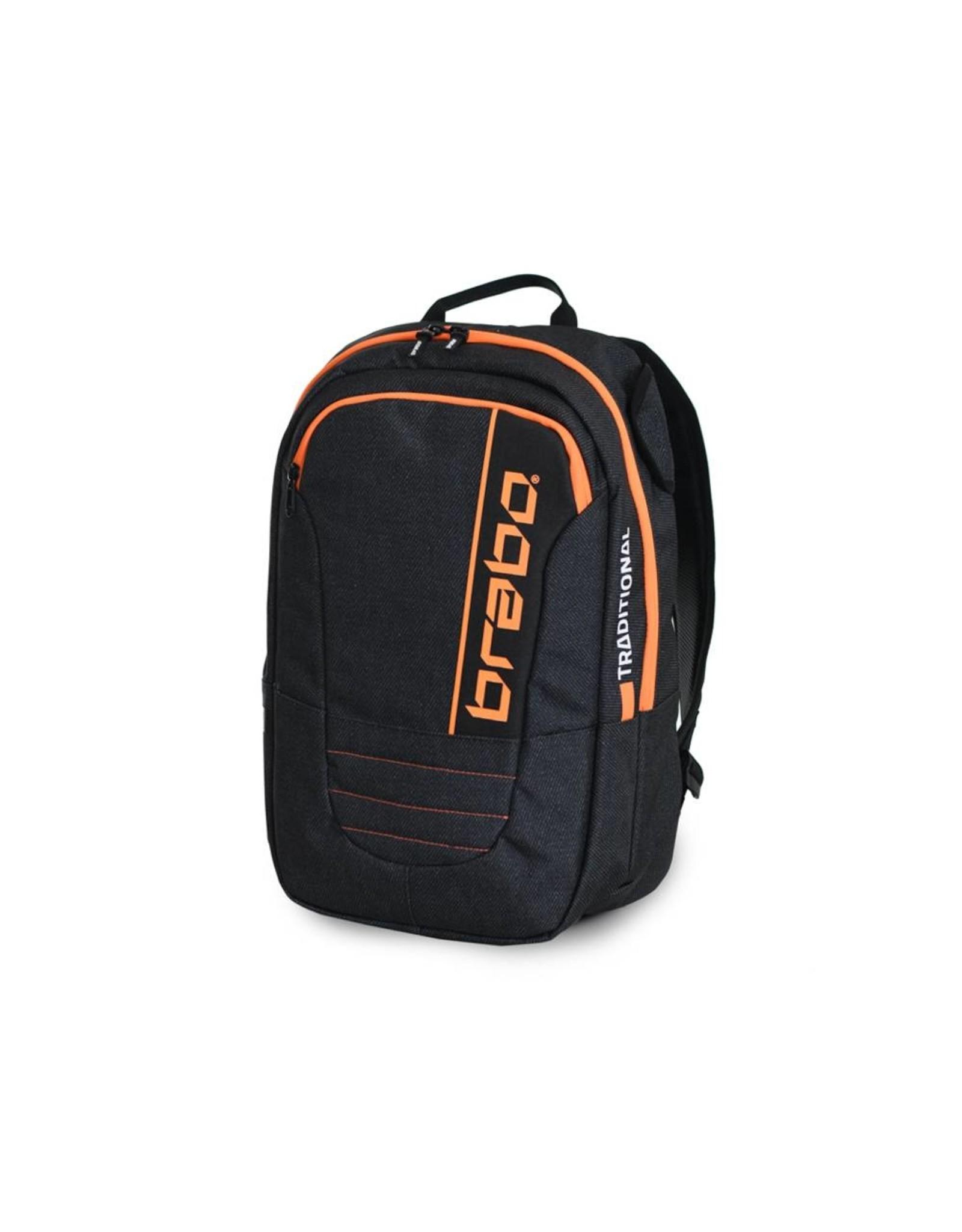 Brabo Backpack SR Traditional Denim