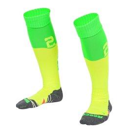 Reece Numbaa Socks YELLOW/GREEN