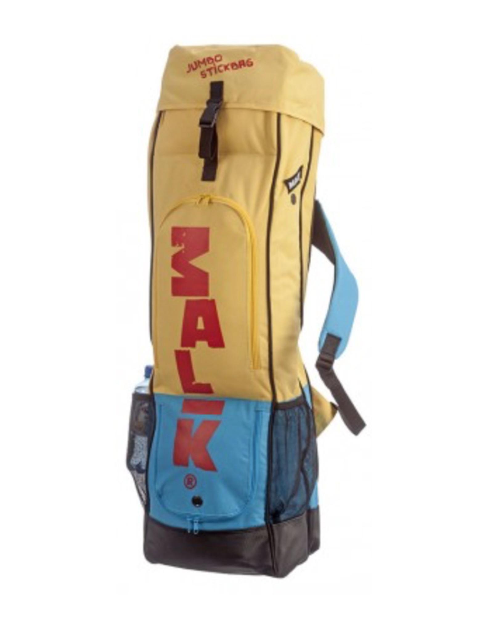 Malik Stickbag Jumbo Yellow