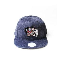 Osaka Snapback Black Osaka Tiger