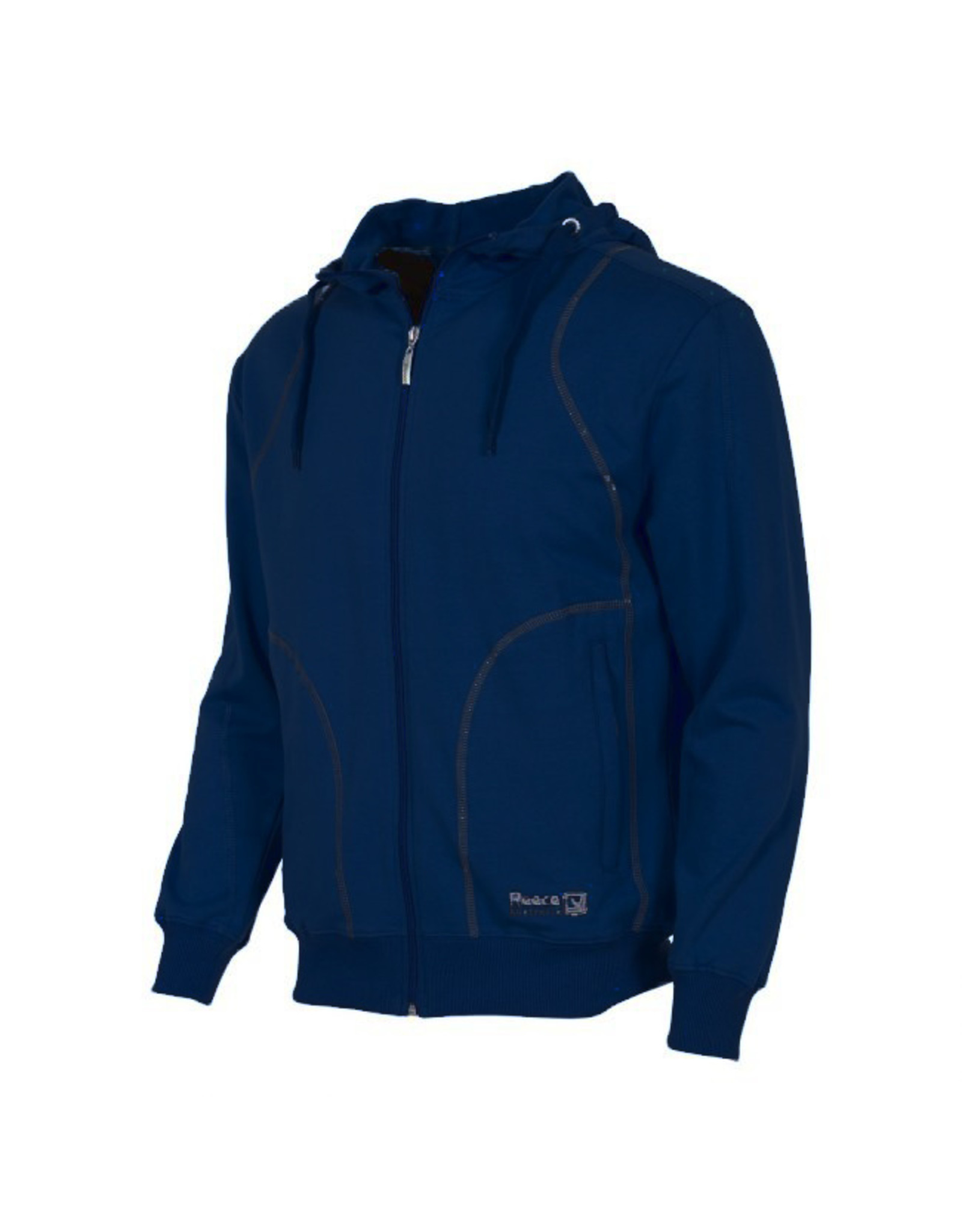 Reece Hooded Full Zip Unisex