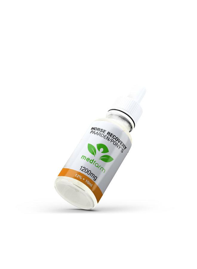 CBD Olie - 12% - Paarden & Pony's - 10 ml - 1200 mg