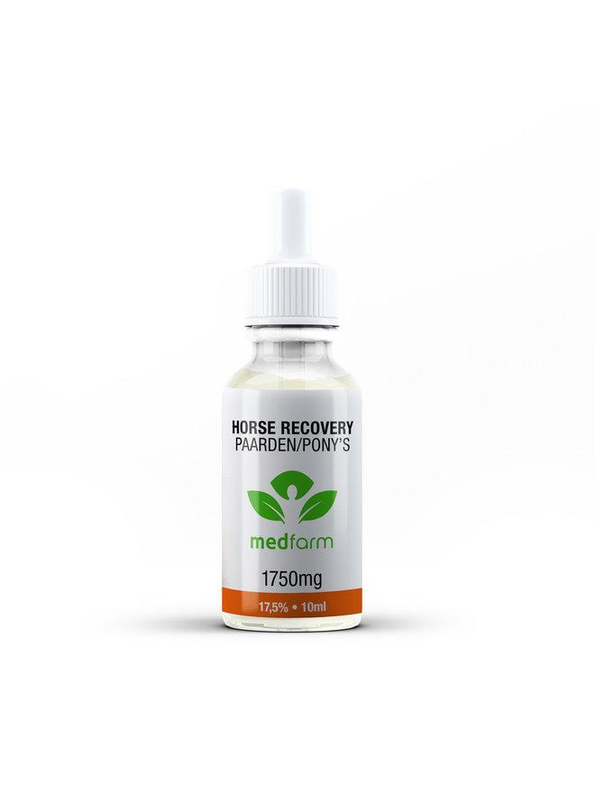 CBD Olie - 17.5% - Paarden & Pony's - 10 ml - 1750 mg
