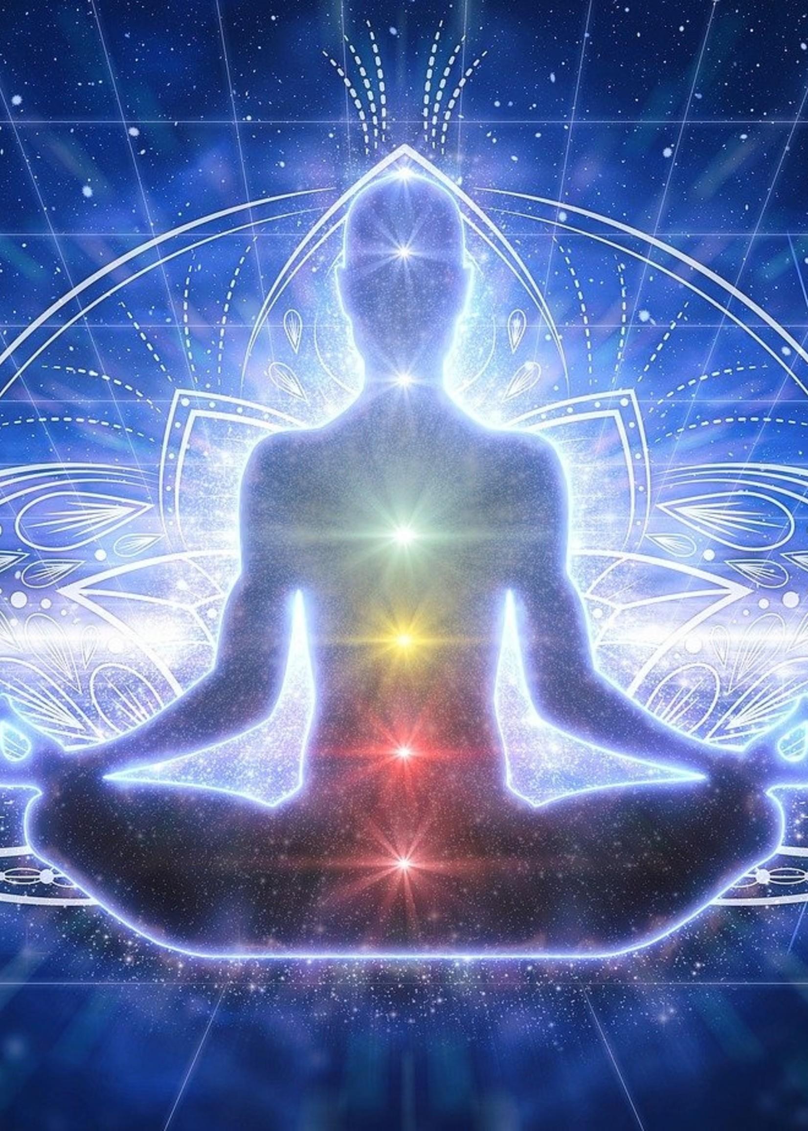 Smaranaa Meditations Set Chakren Heilung