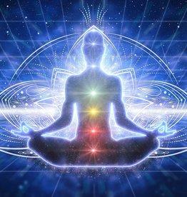 Smaranaa Meditations Set Chakrenaktivierung- und Ausgleich  mit allen  Elementen,