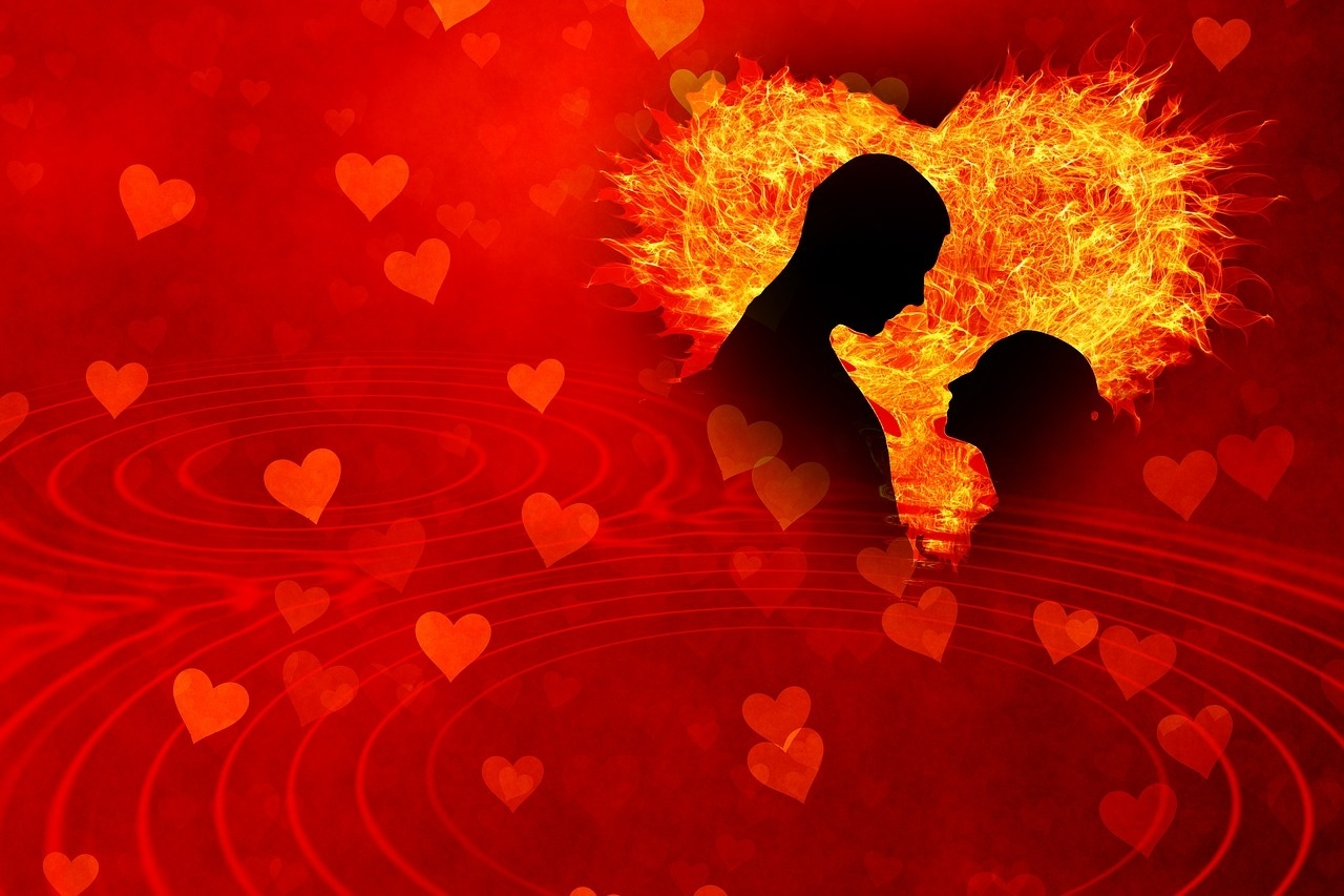 Tagesimpuls Mantra Montag, 14.06.2021 Löwe Sonne Seelenfeuer Herz