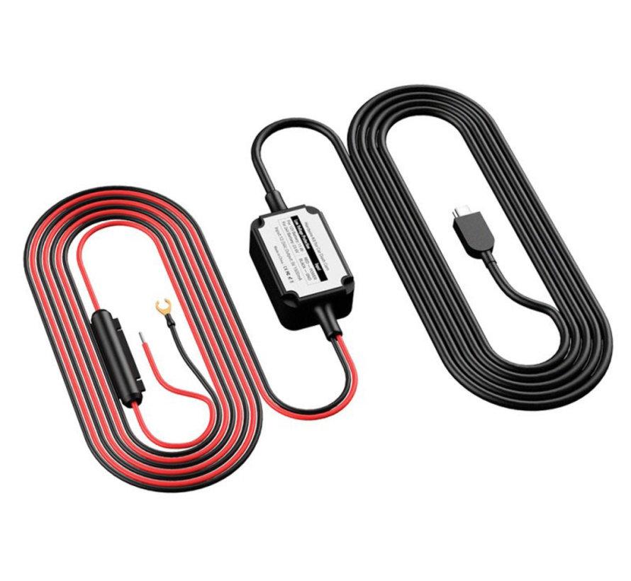 Continue voeding Mini USB 2-draads