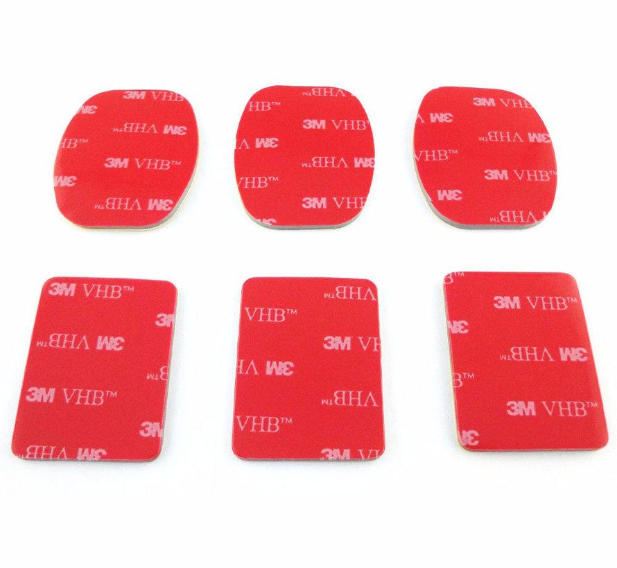 3M dashcam houder sticker set