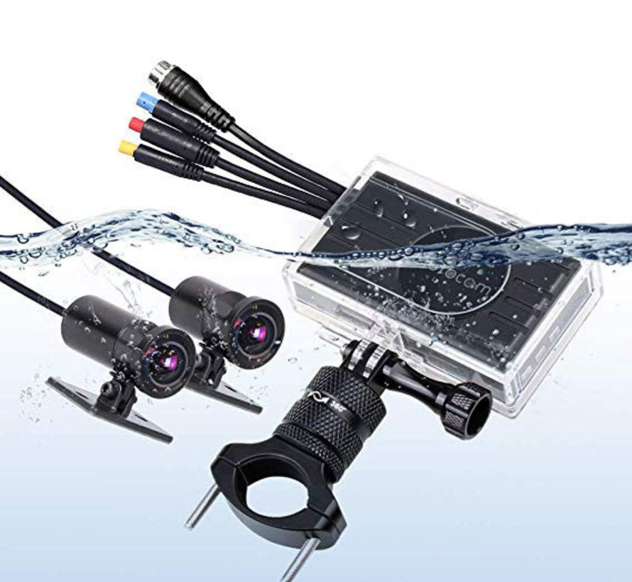 Motocam waterproof case
