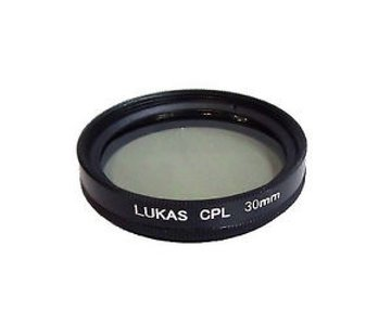 LUKAS/Qvia LUKAS/Qvia 30mm CPL filter