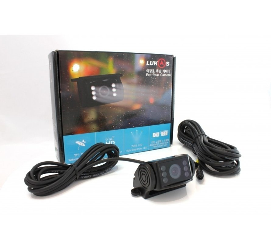LUKAS/Qvia LK-150 B-type FullHD achter camera