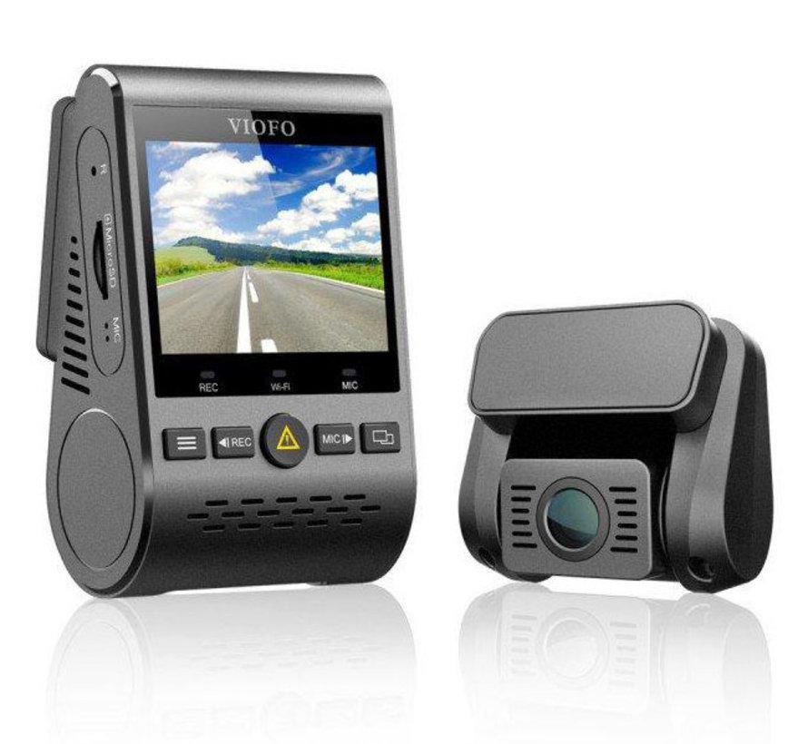 Viofo A129 Duo 2CH FullHD Wifi GPS dashcam