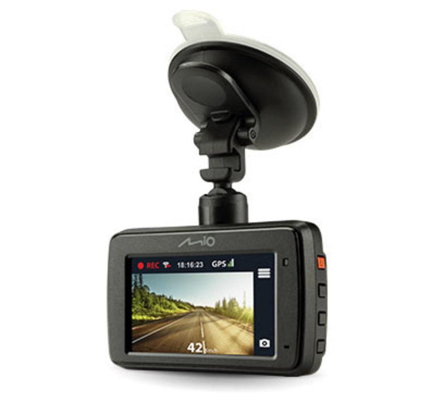 Mio MiVue 733 Wifi GPS FullHD dashcam