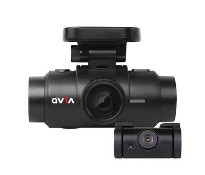Qvia Qvia AR790 WD 2CH Dual Wifi GPS 16gb dashcam