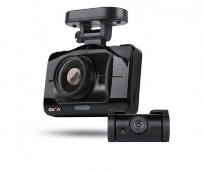 Qvia Qvia R935 Duo 16gb GPS Touchscreen dashcam