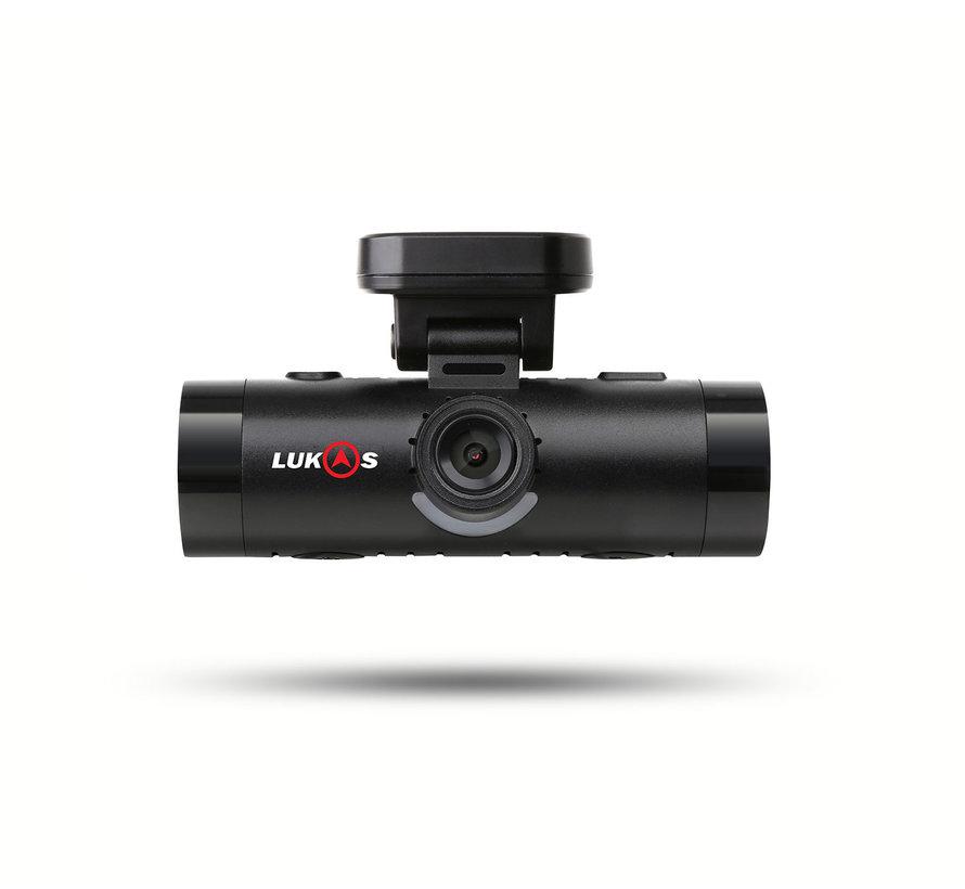 LUKAS V790 2CH Dual 16gb Wifi GPS dashcam
