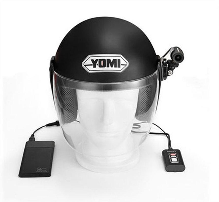 Innovv C5 Wifi 1CH Helmet motor dashcam