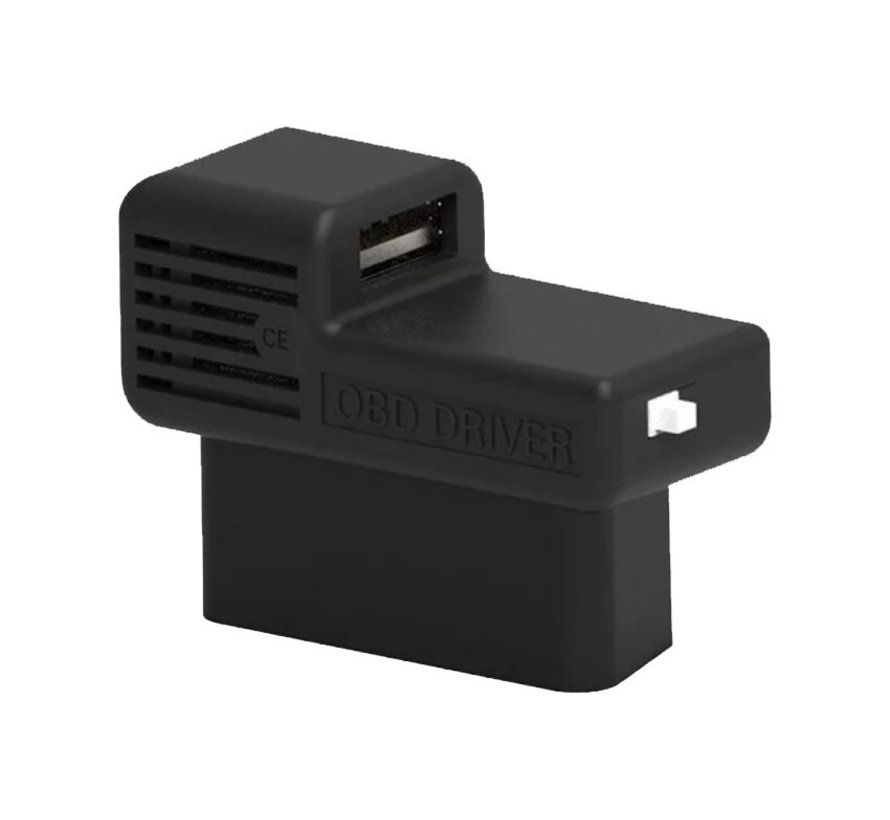 Camdii OBD2 Continue voeding adapter