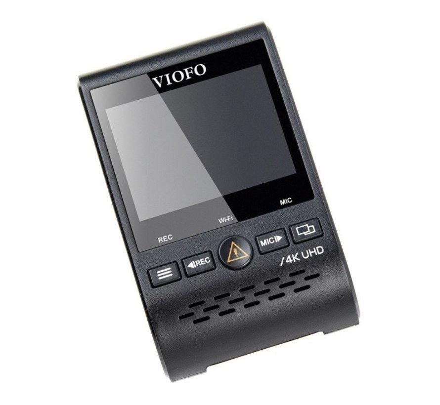 Viofo A129 Pro 2CH Duo 4K Wifi GPS dashcam