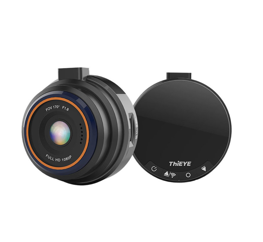 ThiEYE Safeel Zero+ Wifi 32gb FullHD dashcam
