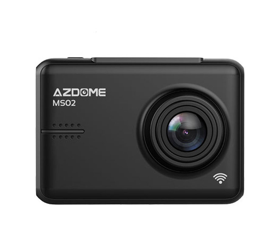 AZDome MS02 Wifi IPS FullHD 1080p dashcam
