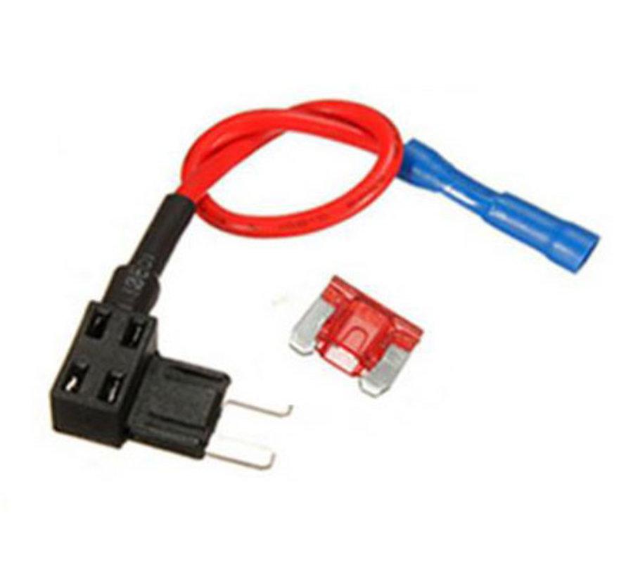 Add-a-Circuit zekeringhouder Micro / Low Mini 10A