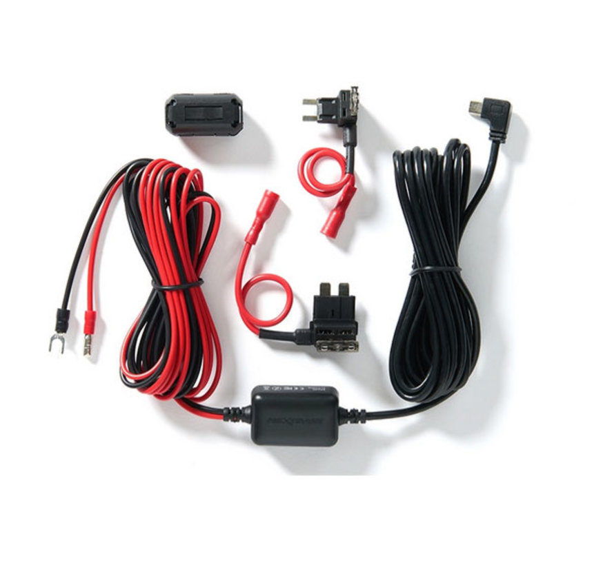 KENWOOD CA-DR1030 Continue voeding Mini USB 2-draads