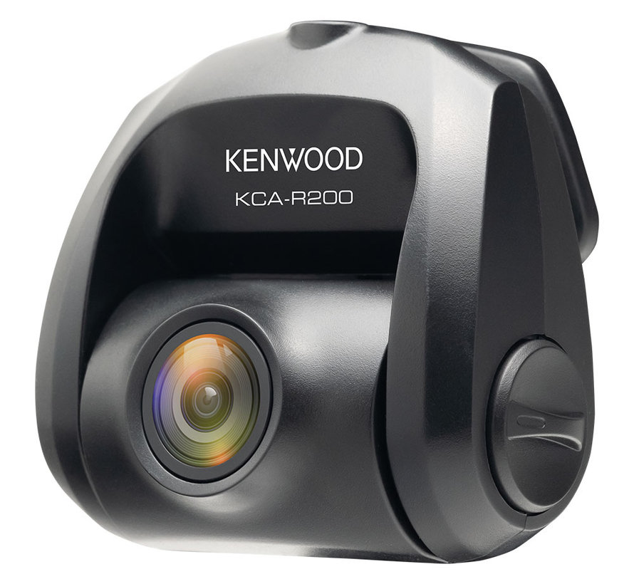 KENWOOD KCA-R200 Quad HD achter camera
