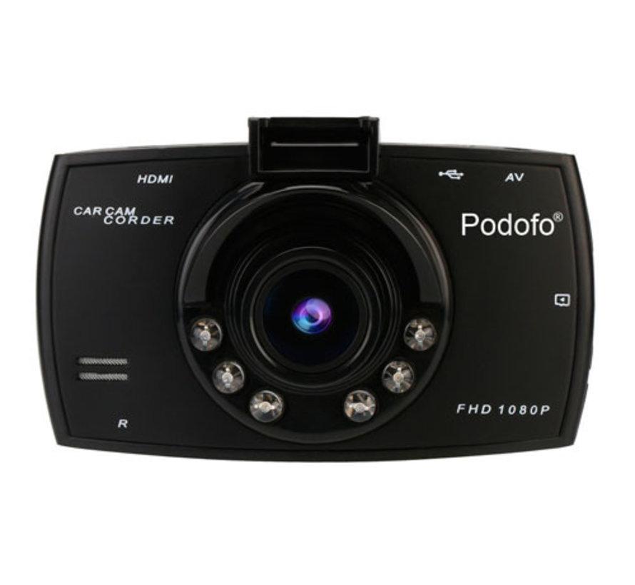 Dashcam G30A IR FullHD 1080p dashcam