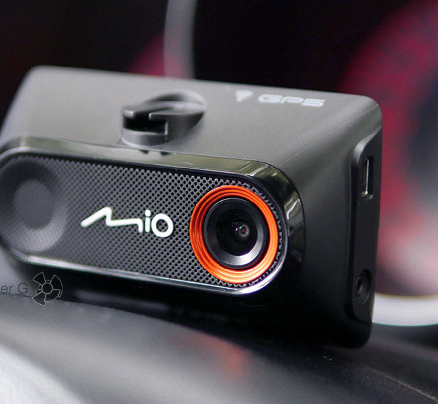 Mio MiVue 786 Touch Wifi GPS FullHD dashcam