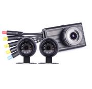 Motocam Motocam X2V 3CH FullHD vrachtwagen dashcam