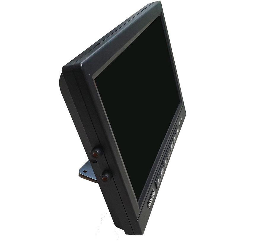 MACH Truck 10 inch monitor met afstandsbediening