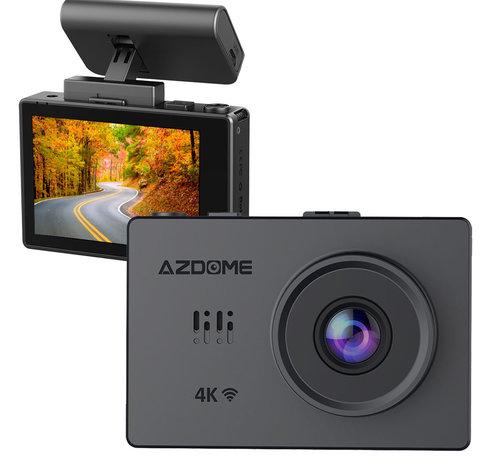 AZDome AZDome M10 Pro 4K Touch Wifi GPS dashcam