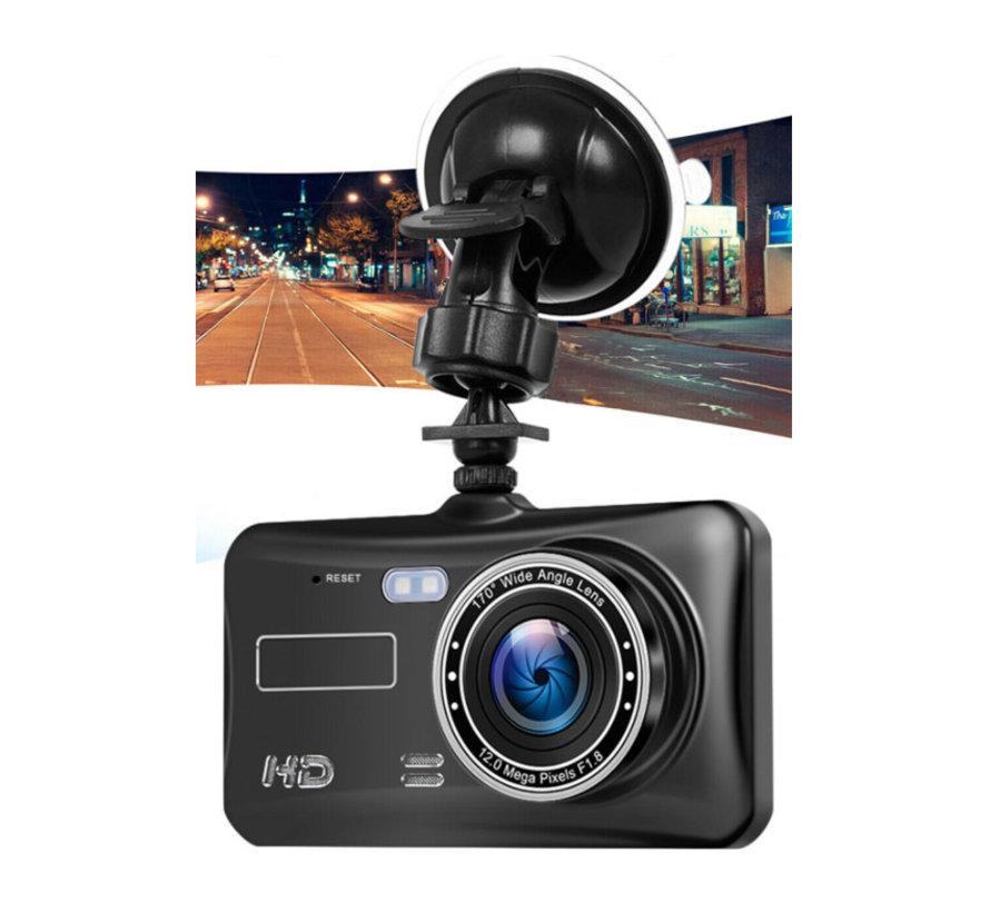 Y950T Touch 2CH Dual 4.0 inch FullHD dashcam