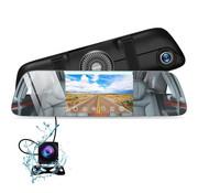 AZDome AZDome PG01 2CH Mirror Touch dashcam