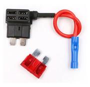 Allcam Add-a-Circuit zekeringhouder Standaard 10A