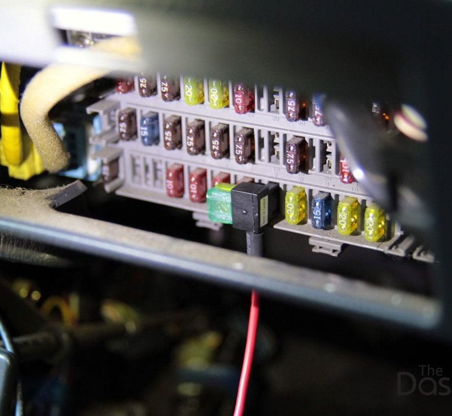 Add-a-Circuit zekeringhouder Micro2 10A