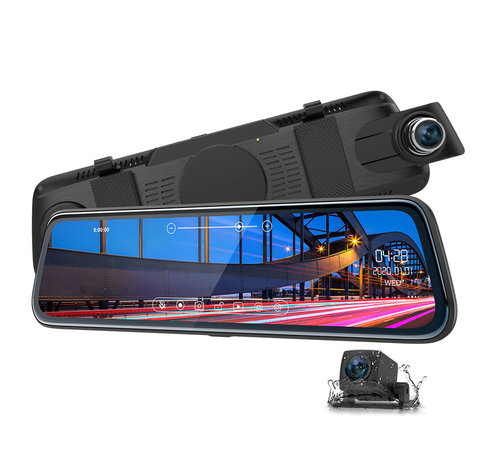 ThiEYE ThiEye Carview 2 32gb 2CH Full Mirror Touch dashcam