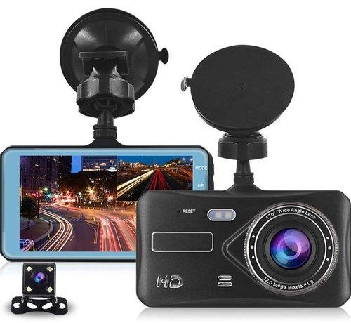 Allcam X209 WDR 2CH Dual FullHD 1080p dashcam
