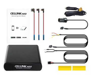 Cellink Cellink Neo 6 6000mAh dashcam battery pack