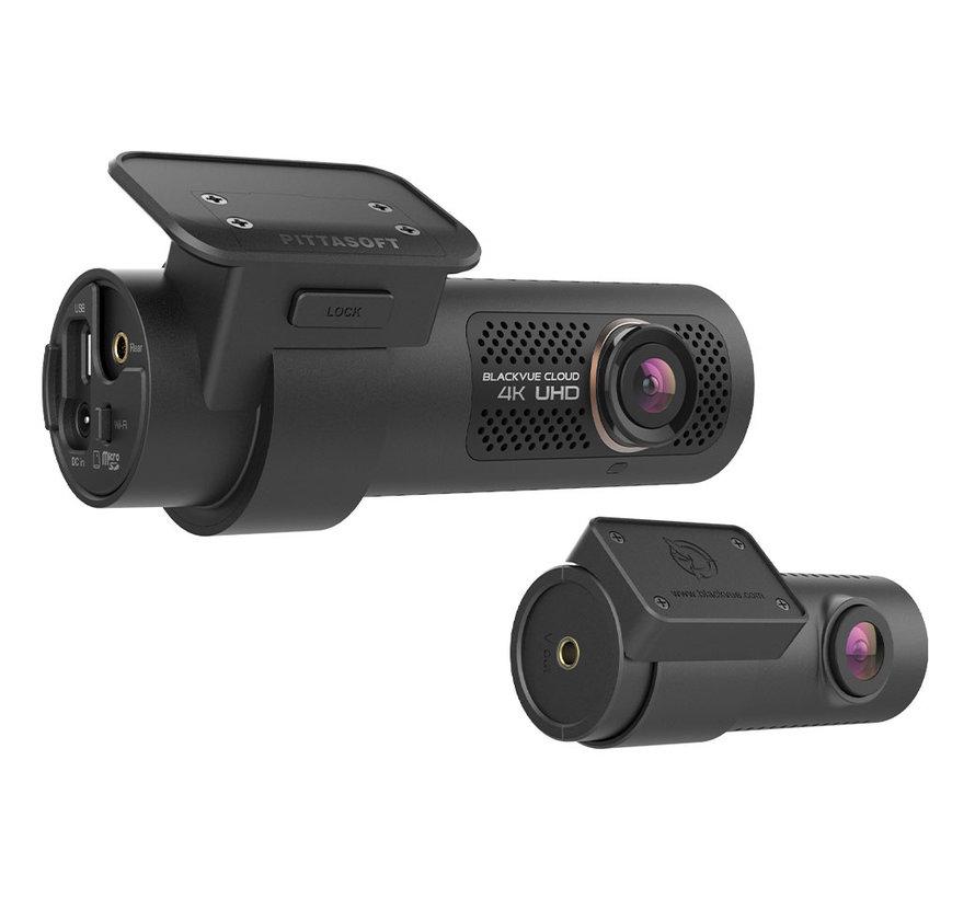 BlackVue DR900X-2CH Dual 4K 32gb Cloud Wifi GPS dashcam