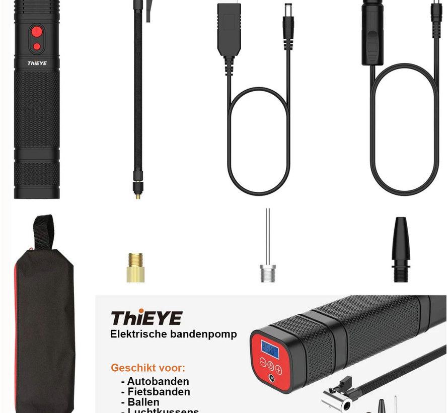 ThiEye elektrische compressor bandenpomp