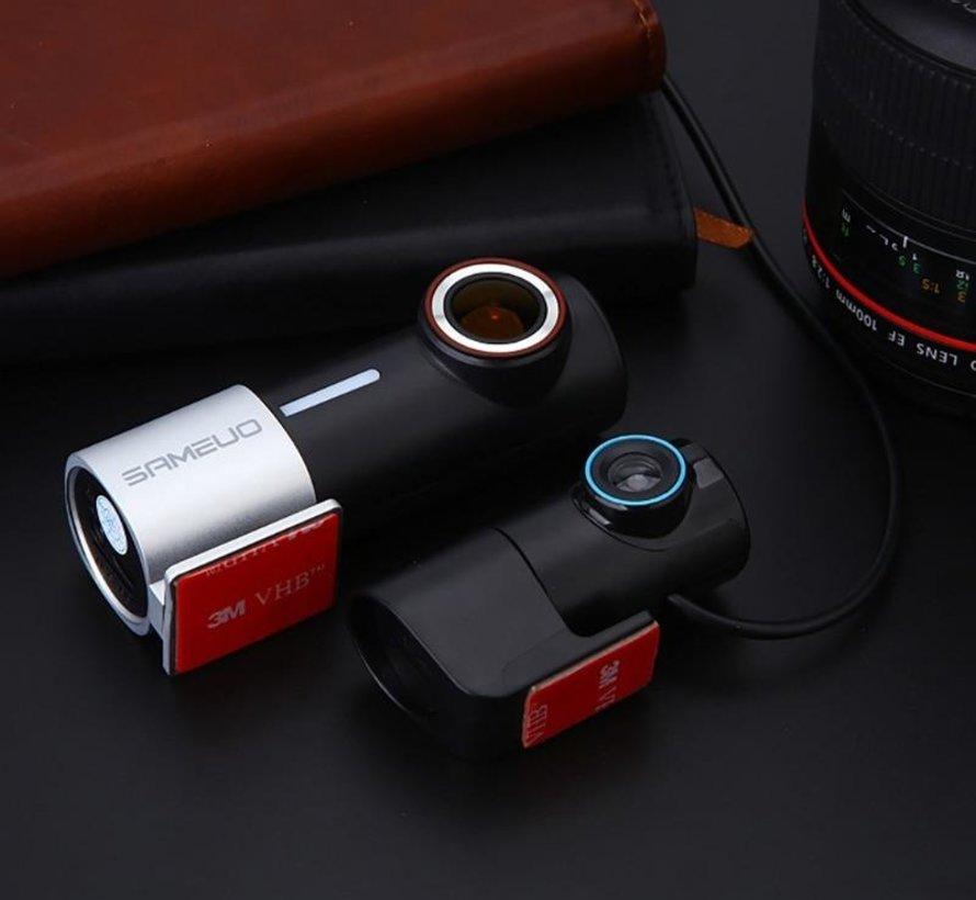 Sameuo U700 FullHD 2CH Dual Wifi dashcam