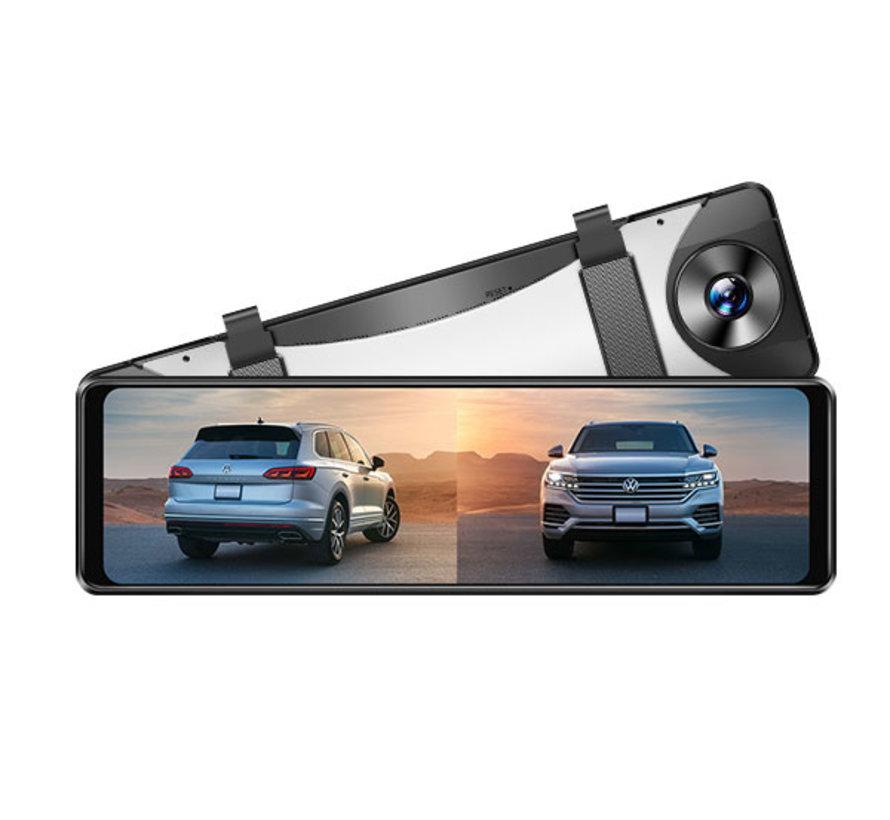 AZDome PG16S Full Mirror 2K GPS 32gb dashcam