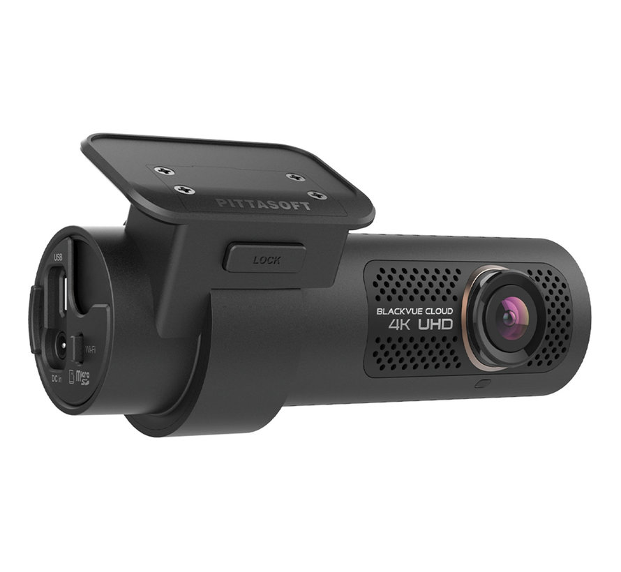 BlackVue DR900X-1CH Plus 4K 32gb Cloud Wifi GPS dashcam