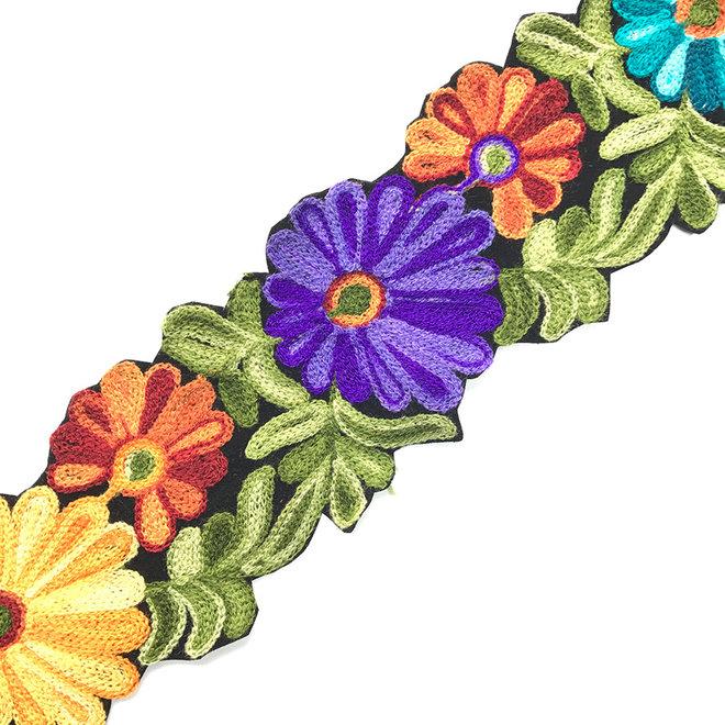 Blumenborte