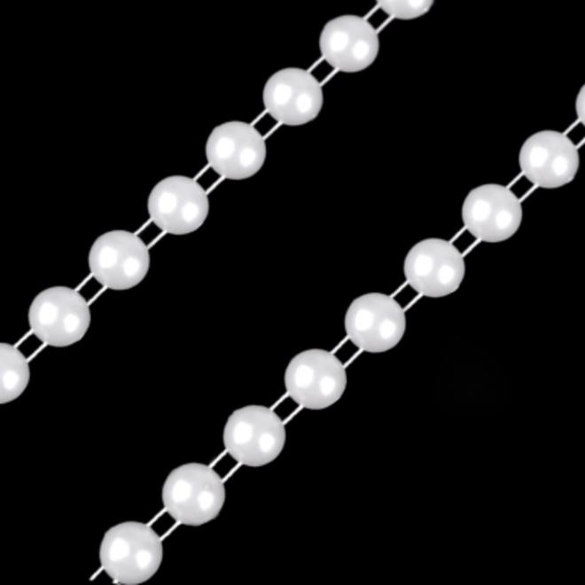 Perlenborte gross